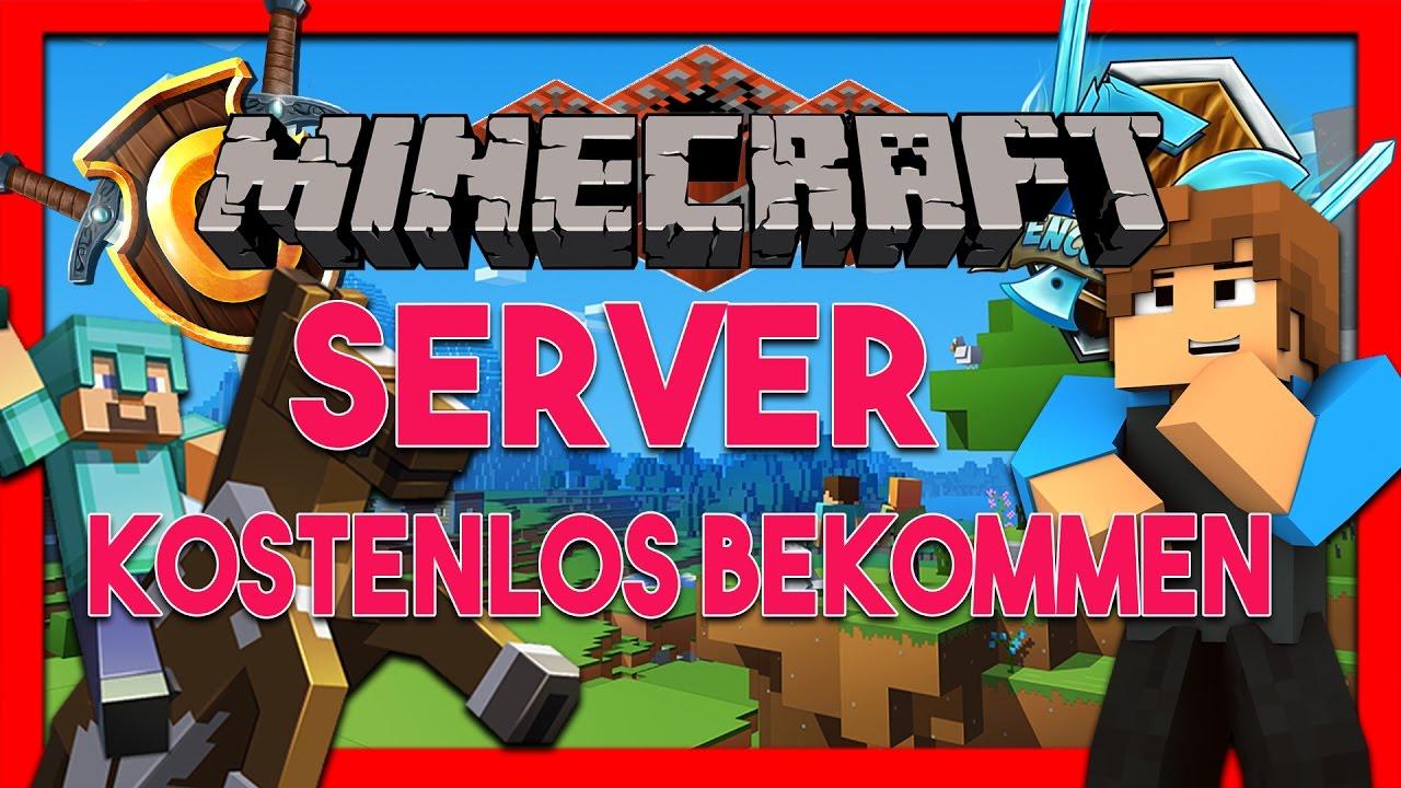Minecraft Server Kostenlos Erstellen Und Online Hosten Für Immer - Minecraft server spielen kostenlos