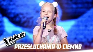 "Ala Tracz - ""I'll Be There"" - Blind Audition 