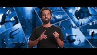 "SPIDER-MAN: Into The Spider-Verse: Jake Johnson ""Peter B. Parker"" Interview"