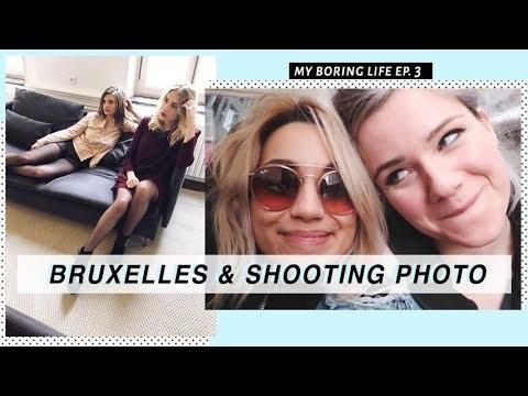 MBL #3 | BRUXELLES AVEC PASTEL + SHOOT POUR NUMÉRO SEPT | Coline