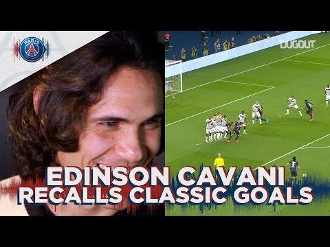 EDINSON CAVANI REVOIT SES PLUS BEAUX BUTS - PARTIE 1