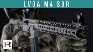 LVOA M4 Sbr Wolf Grey - Dytac/Evolution