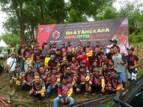 Bhayangkara Jambore MTB Xtreme Bontang 2016