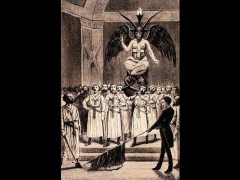 1769B Illuminati+Baphometイルミナティとバフォメット・謎のアメリカ USA in Mystery by Hiroshi Hayashiはやし浩司