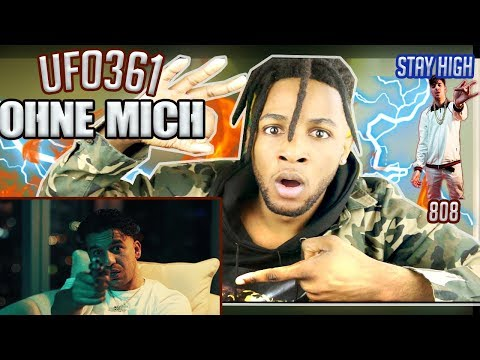 """🔥😱OMG REACTING TO Ufo361 - """"OHNE MICH"""" [Official HD Video] GERMAN HIPHOP"""