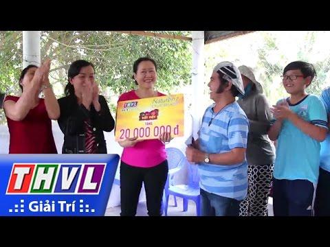 THVL | Danh hài đất Việt – Tập 46: Khán giả may mắn – Nguyễn Kim Cương