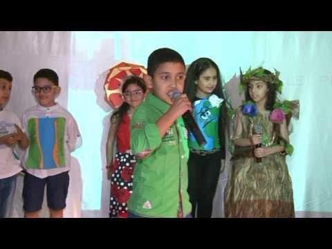 fête de fin d'année CP CE1 Groupe scolaire HENRI MATISSE