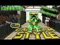 Creepers Dancing GANGNAM STYLE -- Minecraft Animation