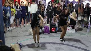 JHKTV]홍대댄스 몬스터지 hong dae k-pop dance monster G (singapol)