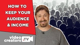 How To Keep your Audience & Income if YouTube Collapses