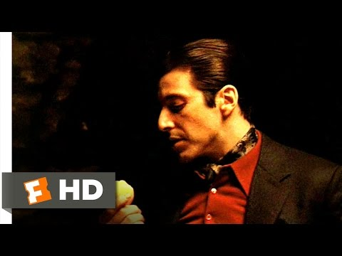 If History Has Taught Us Anything  The Godfather: Part 2 68 Movie CLIP 1974 HD