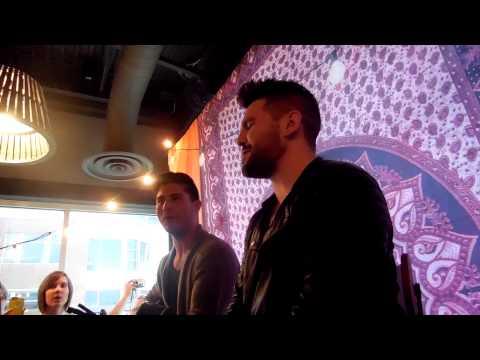 Can't Say No - Dan + Shay VIP Pittsburgh 04/09/15