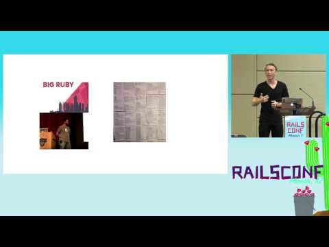 RailsConf 2017: 5 Years of Rails Scaling to 80k RPS by Simon Eskildsen