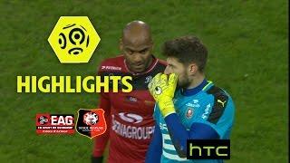 Video Gol Pertandingan Guingamp vs Rennes