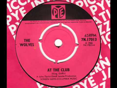 The Wolves - At The Club PYE Records 1966.wmv