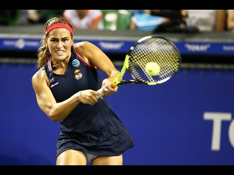 2016 Toray Pan Pacific Open First Round | Monica Puig vs Varvara Lepchenko | WTA Highlights