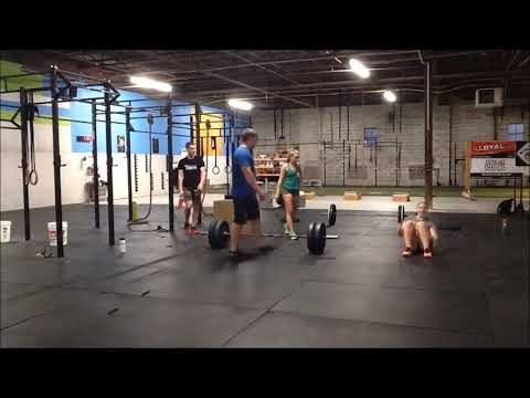 CrossFit Equity: 2016 Team Series Event 2 - Band of Misfits