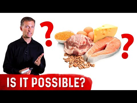 Can You Get Fat on Too Much Protein?