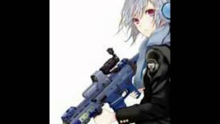 Repeat youtube video Nightcore-Angel With A Shotgun
