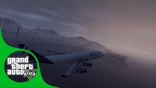 GTA V AirHerler Uçak Kazası
