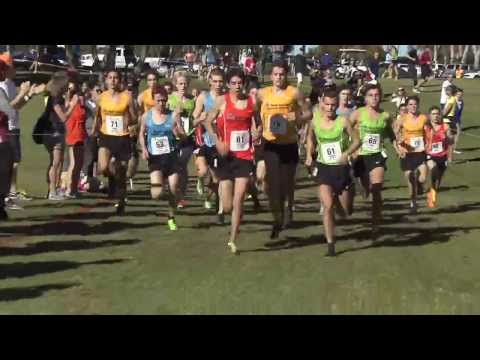 2013 Foot Locker Cross Country Boys Race