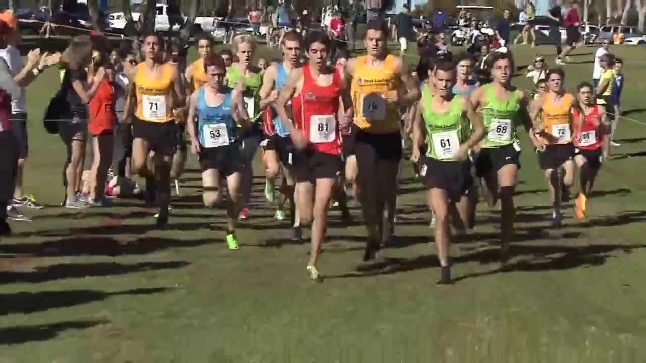 985380c35 2013 Foot Locker Cross Country Boys Race - YouTube