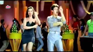 Kali Nagin Ke Jaise - Aamir Khan, Rani Mukherjee, Mann Song - YouTube.rmvb