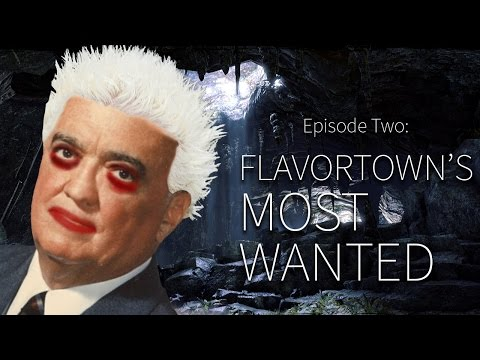 """Kenspiracy S1E02 - """"Flavortown's Most Wanted"""""""