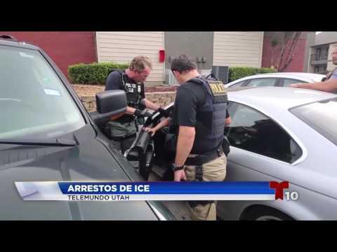 Arrestos De ICE