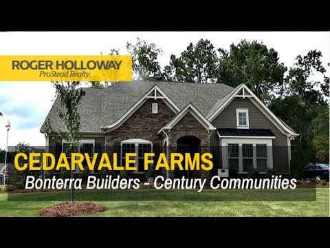 Cedarvale Farms Homes For Sale Midland Nc 28107 Youtube
