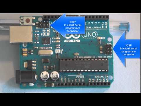 Arduino Uno tutorial Basic microcontroller overview