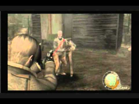 Let's Play Resident Evil 4 Part 2