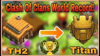 UNBEATABLE TROPHY PUSHING TH2 TO TITAN [NOT A CLICKBAIT] | CLASH OF CLANS
