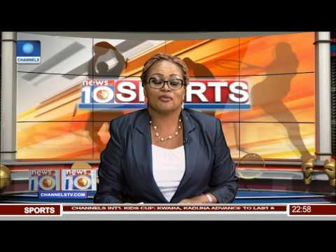 News@10: Osinbajo Pays Tribute To Channels TV State House Correspondent 23/05/17 Pt. 4