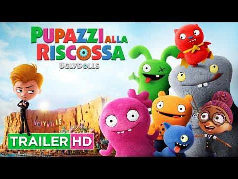 Pupazzi alla Riscossa – Ugly Dolls | Trailer Ufficiale Italiano HD
