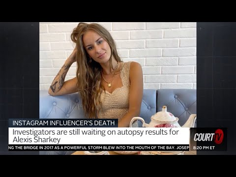Influencer Alexis Sharkey found dead on the side of the road, family suspects foul play