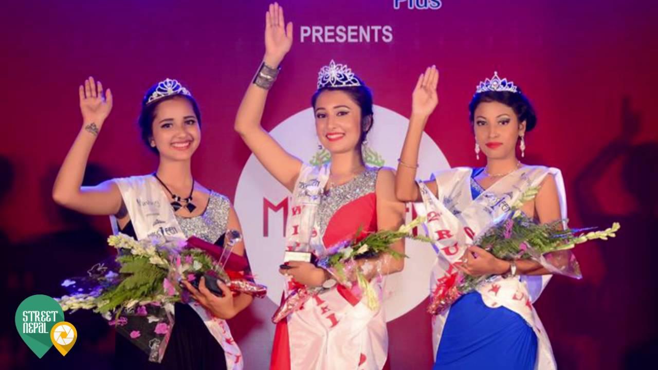 nepal Miss teen of