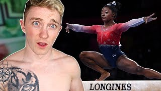 WATCHING 39SIMONE BILES39 BECOME THE GREATEST GYMNAST EVER
