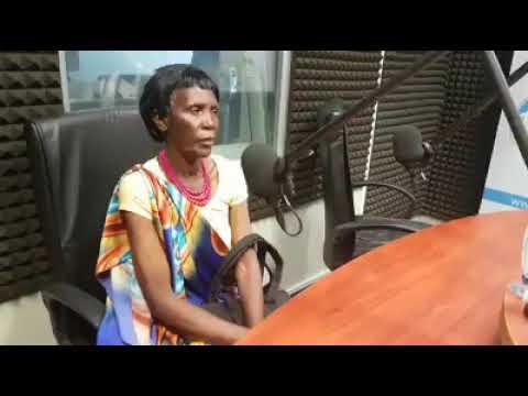 Wa Mukecuru uvuga ngo Ubundi akaradiyo kanjye kaba ku musego kuri Radio Rwanda twamubonye