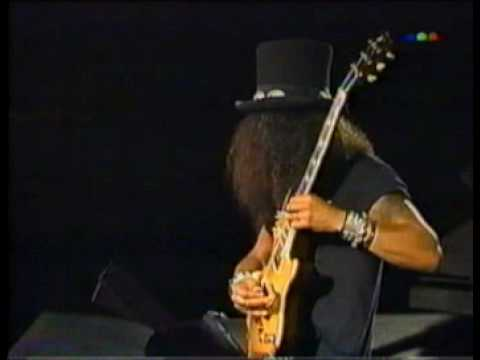 Slash Godfather Solo (Blues)
