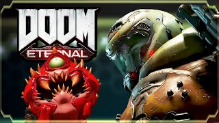 DOOM Eternal - Levels 1, 2 and 3: Secrets & Collectibles