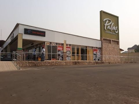 Download THE PALMS MALL ILORIN KWARA STATE || ShopRite + Domino's Pizza #ilorinyoutuber