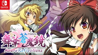 STRESS...but it's SO ADDICTIVE! Bullet Hell【Azure Reflections】