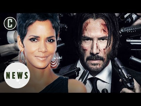 John Wick 3 Sets Halle Berry to Star Opposite Keanu Reeves