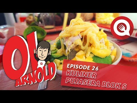 Oi Arnold Ep.26: Kuliner Blok S