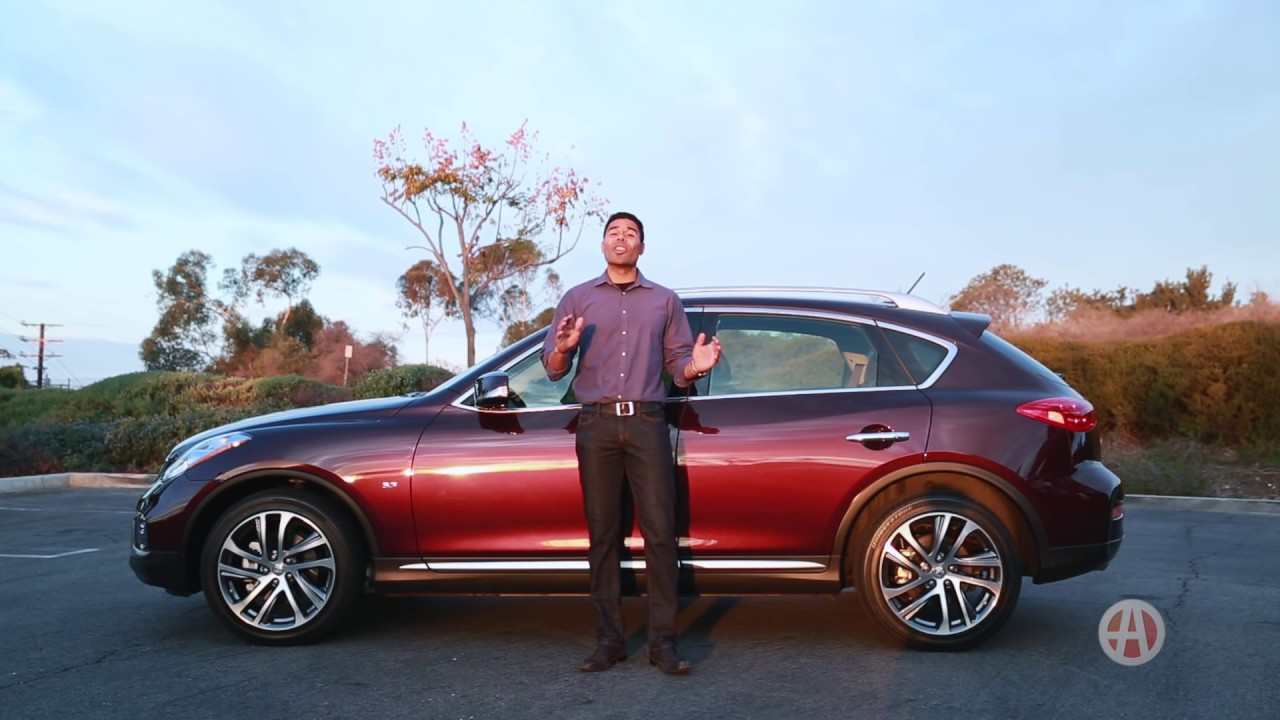 The New Infiniti QX50 2016 Show Old - Review Interior Exterior .