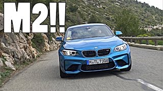 LEARNING HOW TO DRIFT IN A BMW M2!
