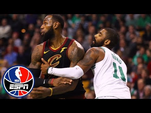 The Eastern Conference All-Star starter debate | NBA Countdown | ESPN