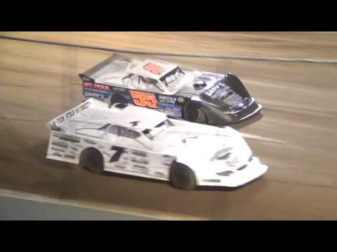 5/4/18 Wissota Late Model Heat Race @ Red Cedar Speedway