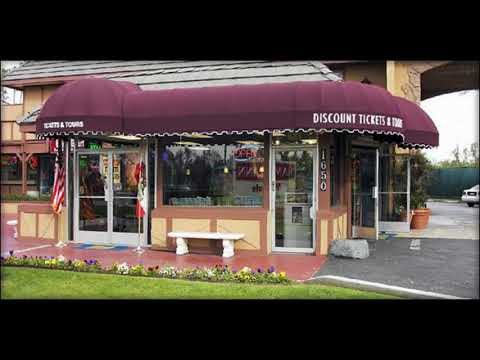 Huntington Beach Awnings - Ways Your Business Benefits From Installing Awnings